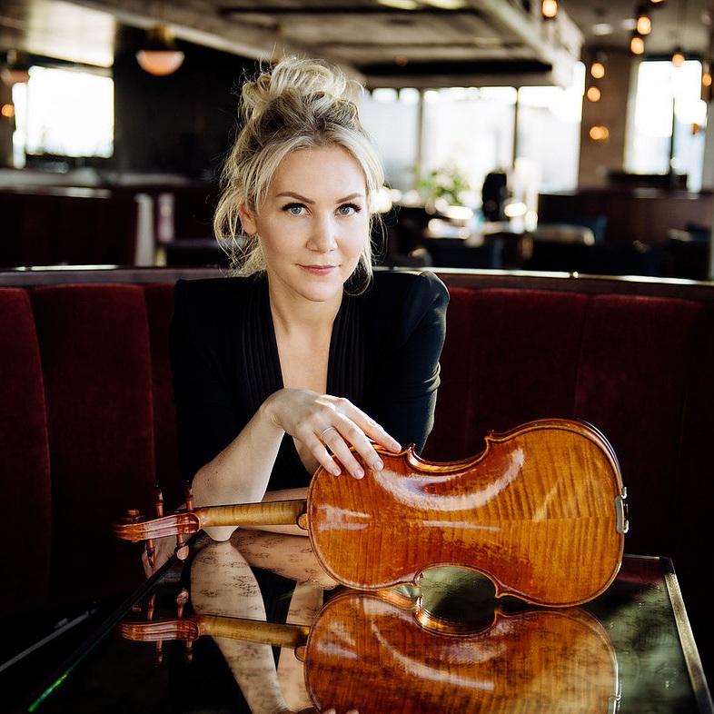 Chloé Kiffer, violin