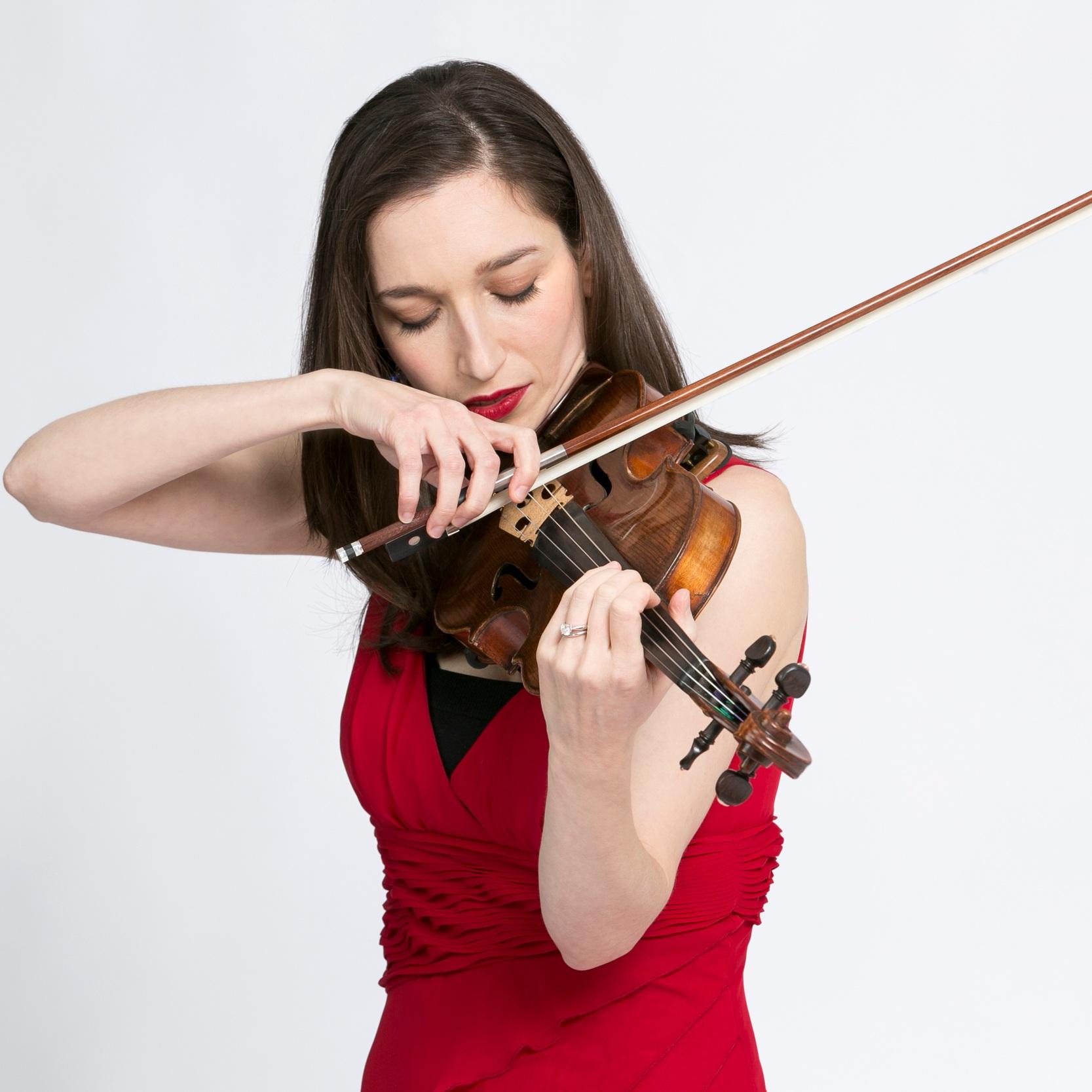 Anna Elashvili, violin