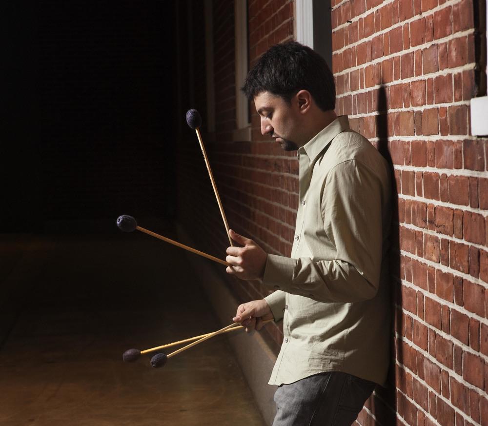 Ian David Rosenbaum, percussion