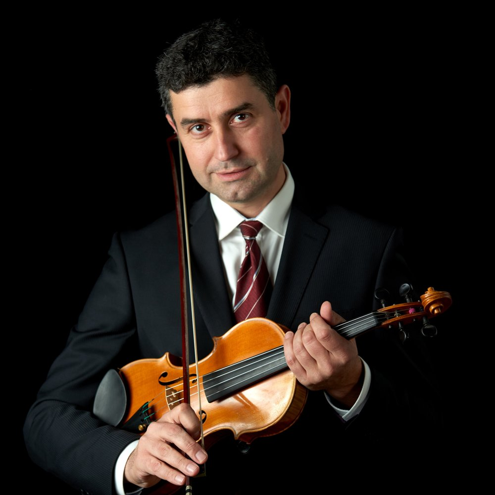 Georgy Valtchev, violin