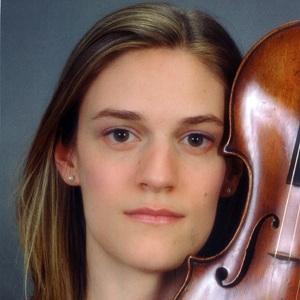 Keats Dieffenbach, violin