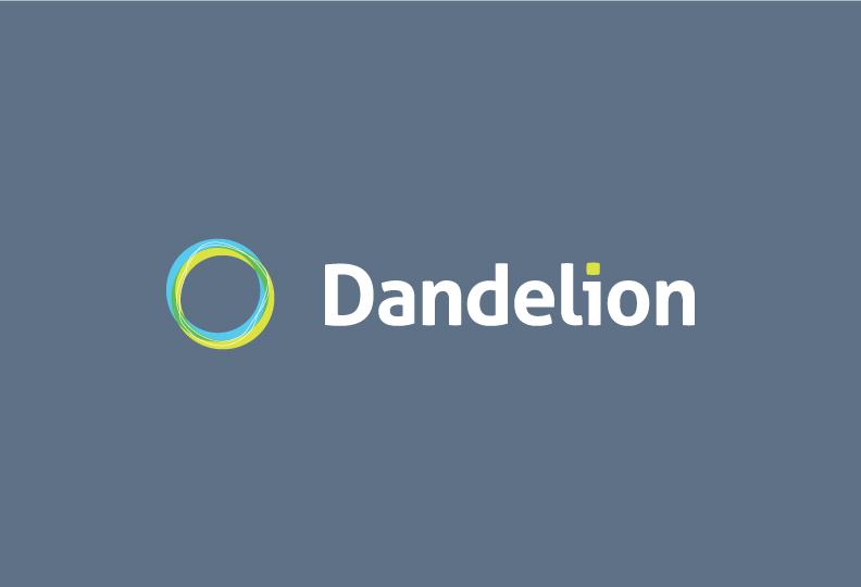 Dandelion-White-Logo