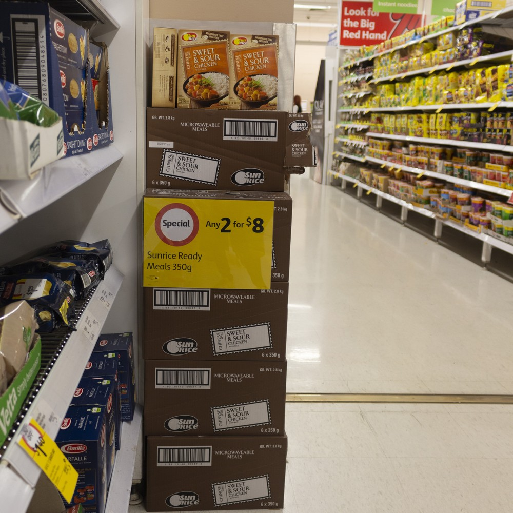 In-Aisle POS -