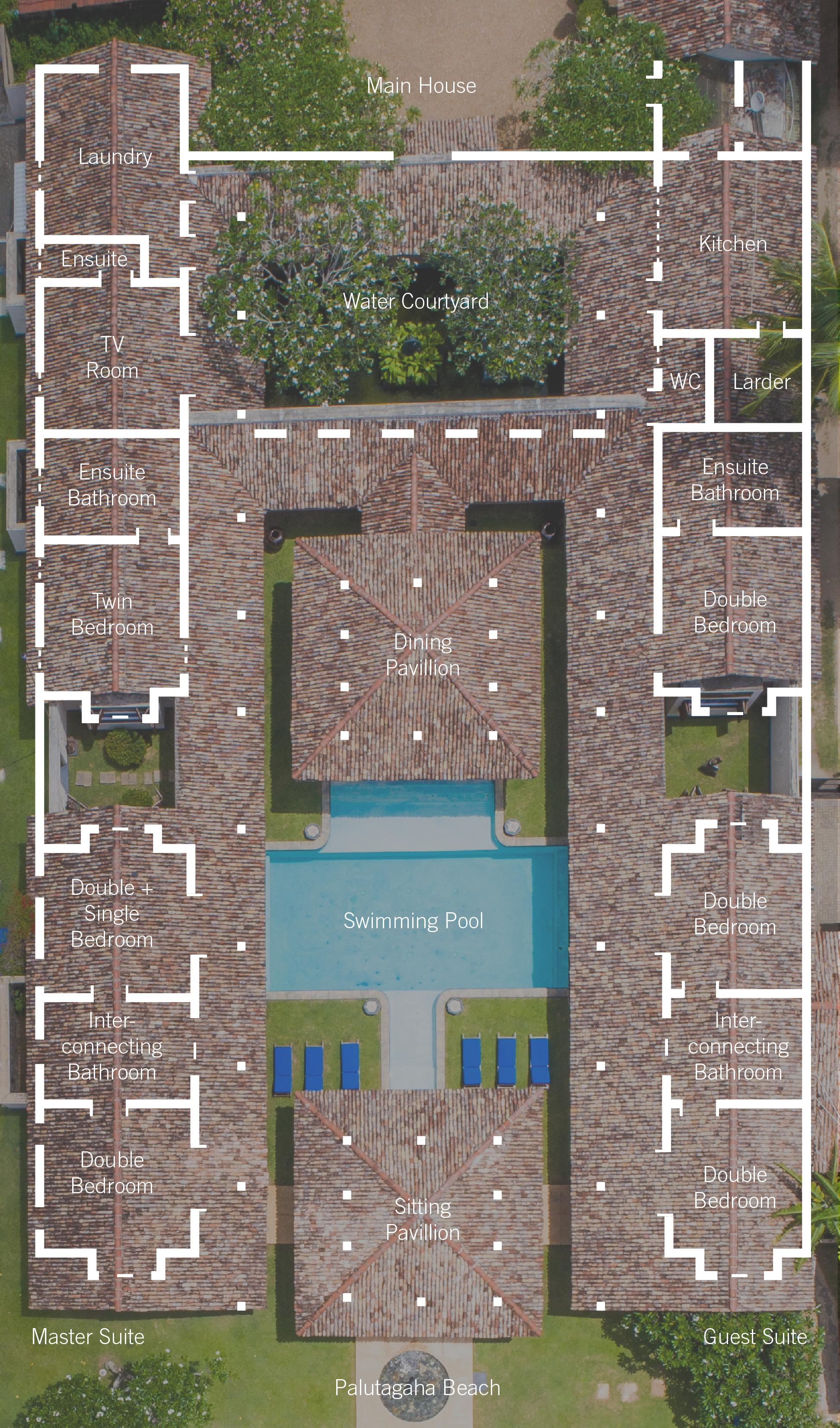 auraliya property aerial & plan