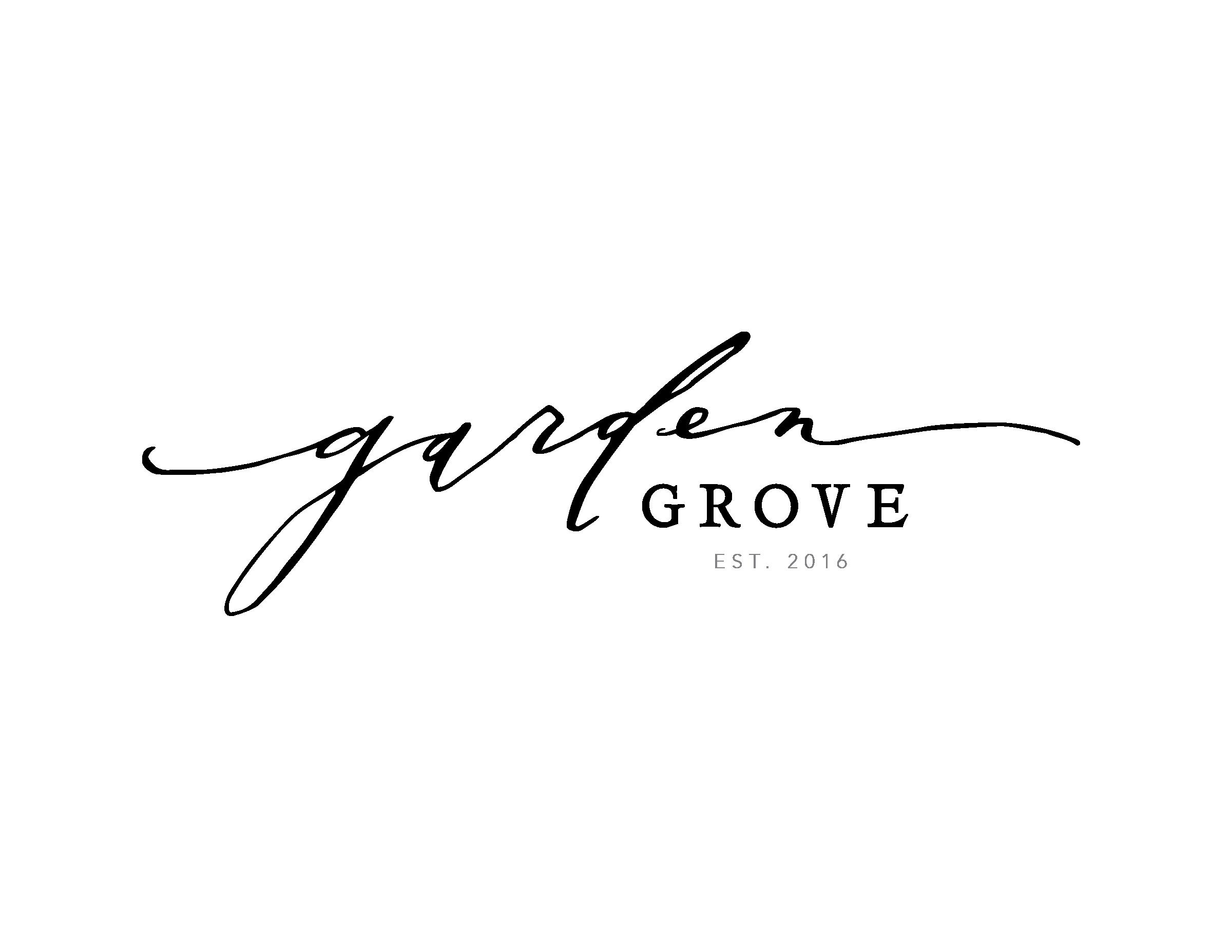 Garden Grove Identity
