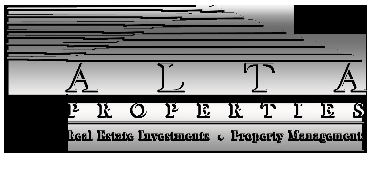 Broker, Alta PropertiesDRE #00716799 -