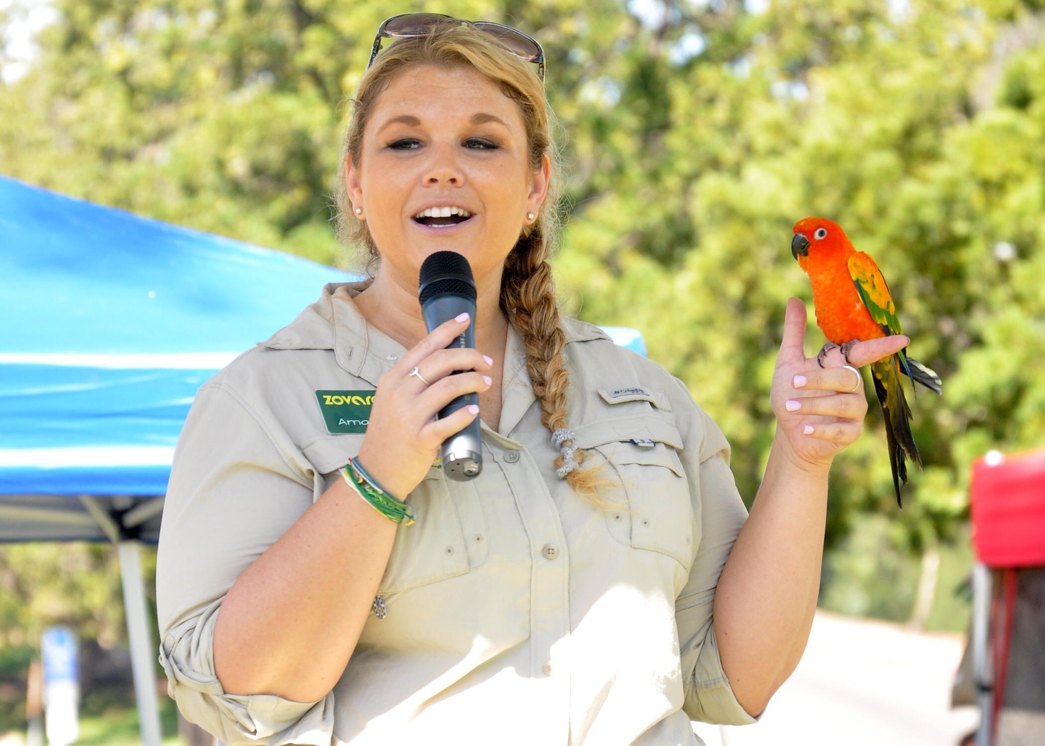 Inspiring conservation stewardship