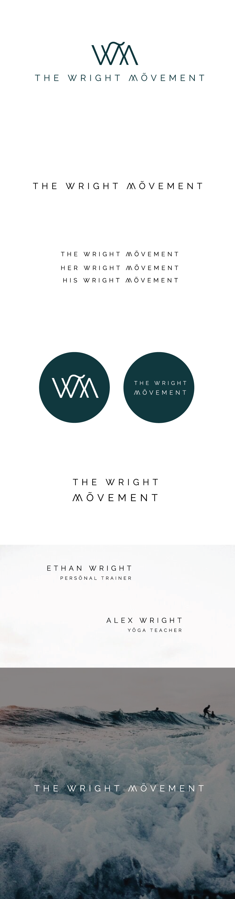 Brand Development - The Wright Movement