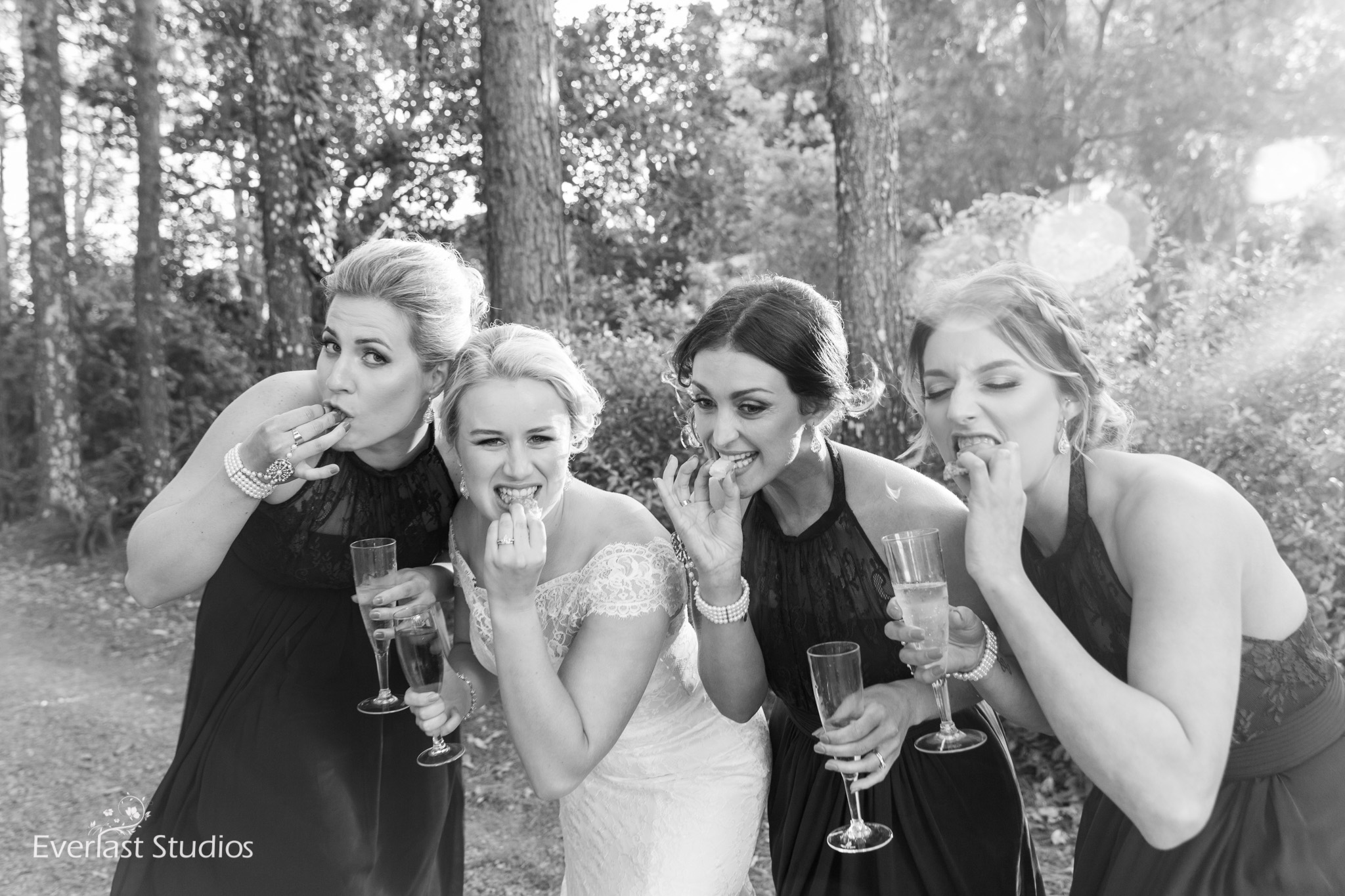 Bridal Party Cocktail hour