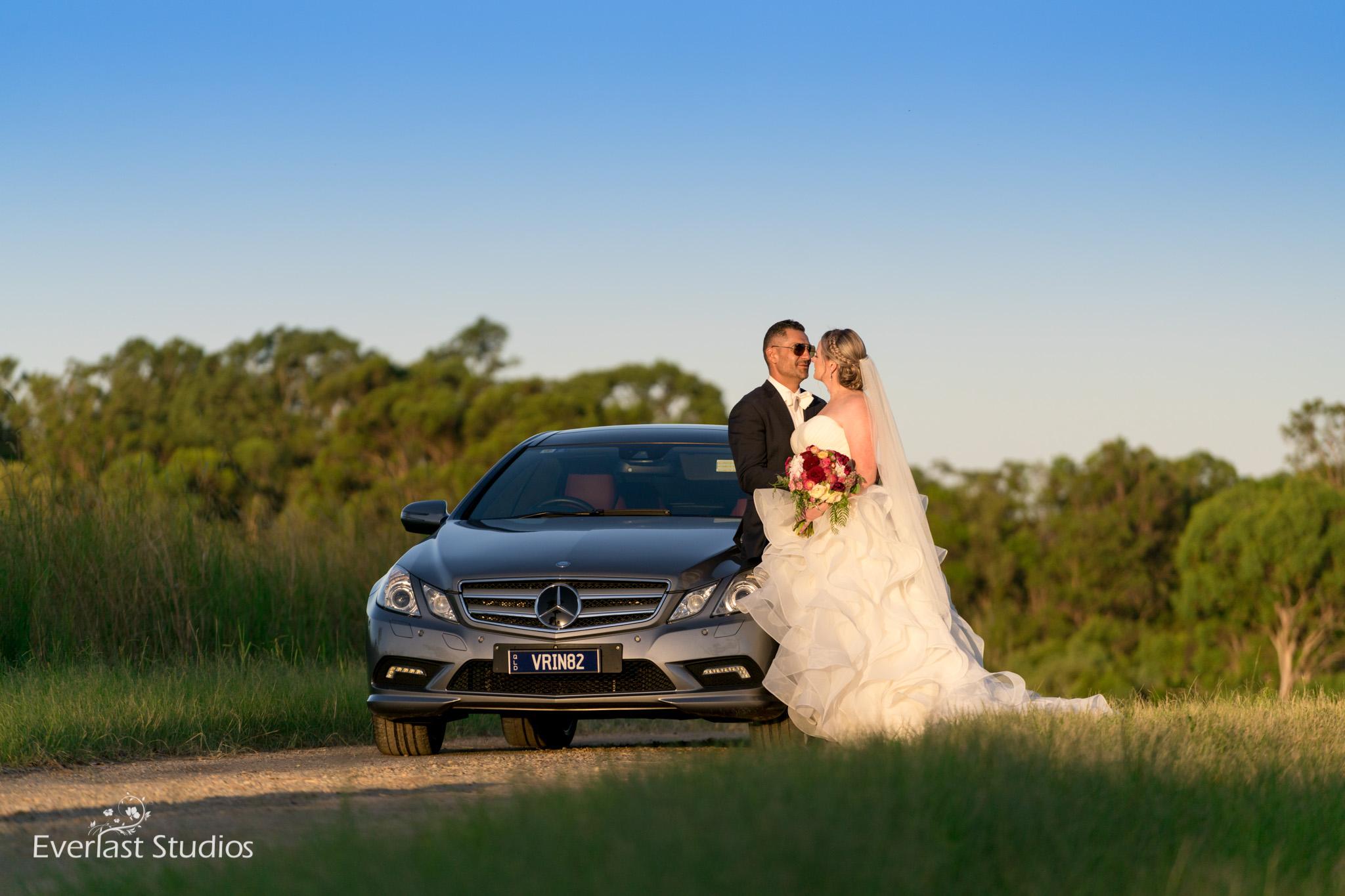 Wedding at Sirromet Winery, Brisbane