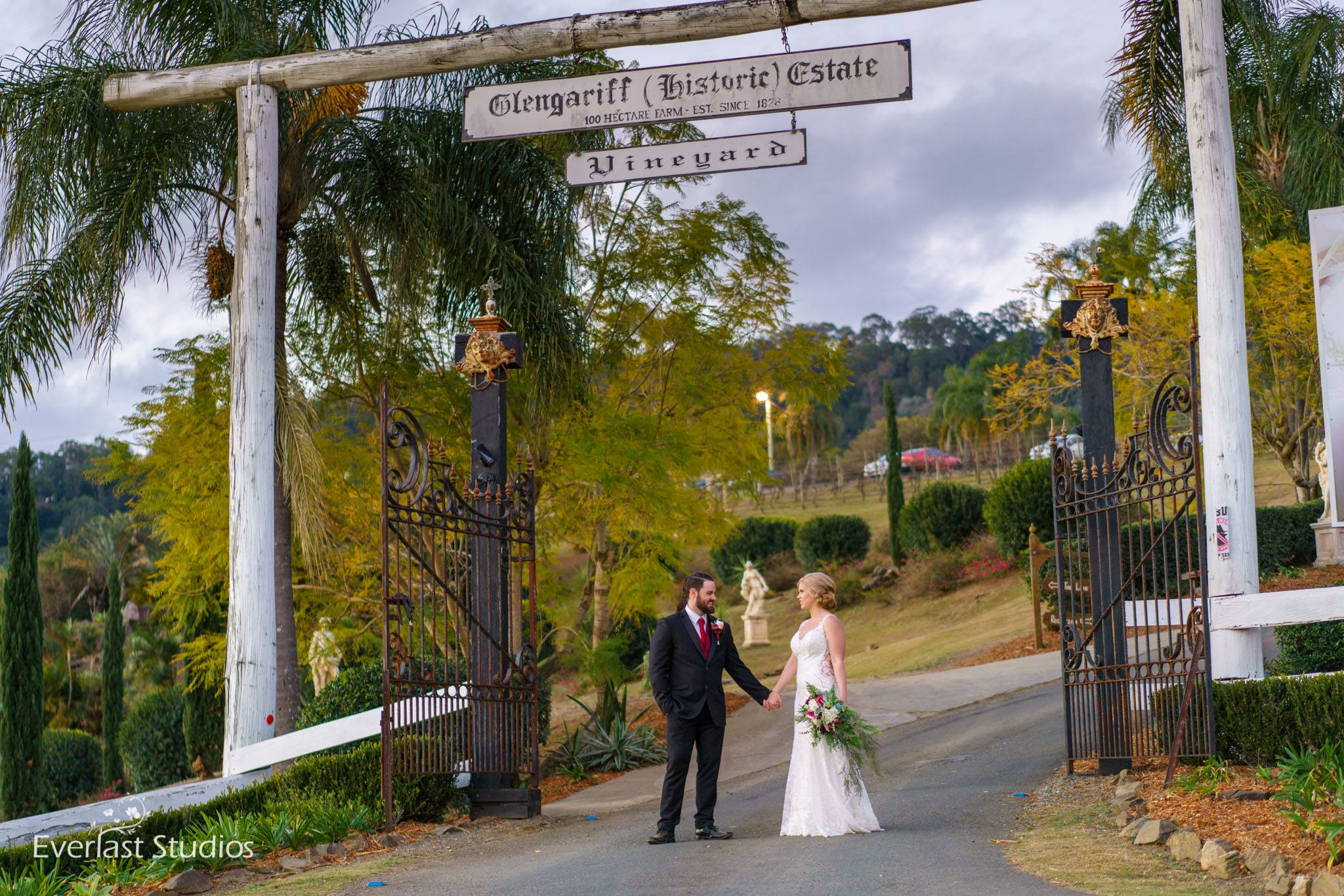 Glengariff Wedding at Gate.jpg