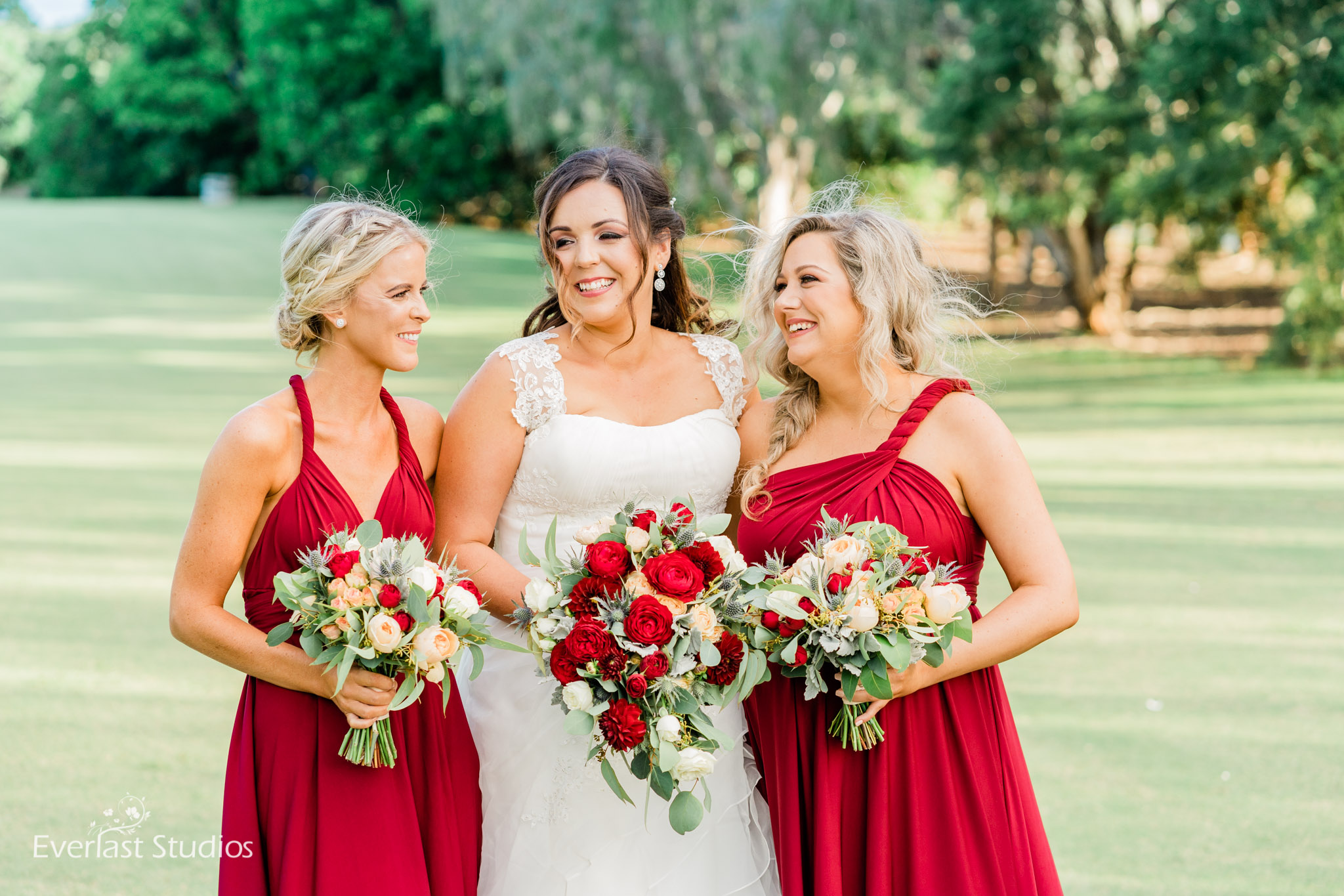 Bridesmaids at Indooroopilly Golf Club