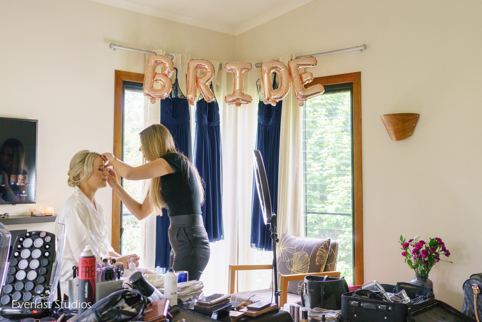 Bridal suite at Spicers Tamarind Retreat