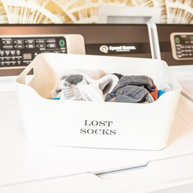 Organizing isn't about buying bins and shoving things in them. Really take a moment to see what hiccups keep you from having more time. For this client, sorting through single socks each morning was a stressful way to start the day. Don't let socks live in your drawer unless they have a pair!  Photo by Kelly Stegal • • • • •  #savannahorganizer #houseofvon #professionalorganizer #professionalorganizers #lessismore #ordernotperfection #savannahgeorgia #savannahga #loveyourspace #professionalorganizing #organizer #organization #homeorganization #cuttheclutter #organizeyourlife #everythinginitsplace #organizedlifestyle #kitchenorganization #homeorganization #getorganized #organizedhome #simplify #organized #laundryroomgoals #laundryroomdecor #laundryroom #laundry #laundryroommakeover #laundryday #lifesimplified