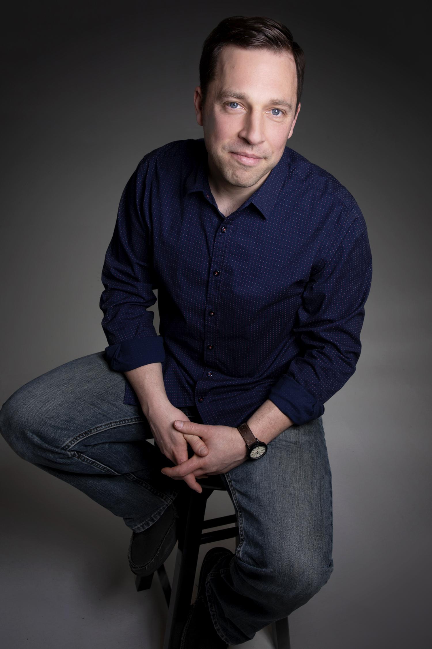 Daniel Rowen, M.A., LPC