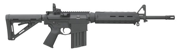 Yes, We Do Need 30-Round Magazines for Self-Defense [  MORE  ]  Bushmaster AR15 Semi-Automatic 223