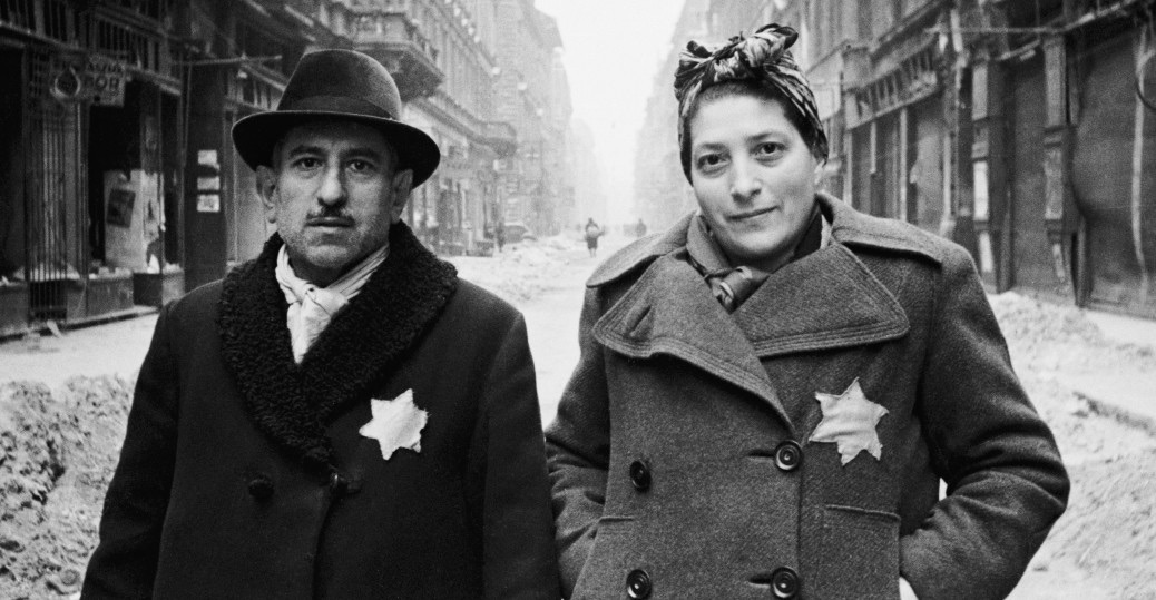 Without the Jewish star affixed to the clothing of all Jews aged 6 and older (and meticulous record keeping) there was no way to tell who was a semite and who was not in Nazi Germany. In the system of racism/white supremacy there is no need for non-whites to wear a star; they are targeted by skin color.