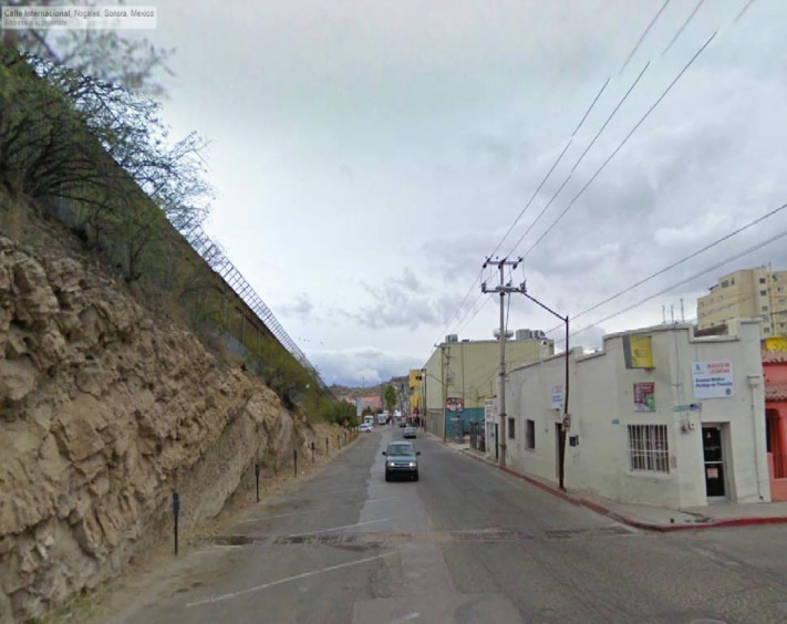 """picture of the area from the Mexico side of the border where white cop shot Jose Antonio Elena Rodriguez. [ MORE ]  According to    FUNKTIONARY   , Yurugu - a mythological figure within the Dogon tribe (Africa) who is """"the incomplete being"""" (fiend without a face) referring to Neuropeans (neurotic Europeans) within the European asili. 2) a regressive (degenerative) state of consciousness where the soul is cut off from itself. 3) the inability to recognize or abate unacknowledged destructive capabilities. Yurugu also expresses itself and manifests as the pathological condition that utterly fails to convince those in geographical proximity of its harmlessness, therefore has to kill them. Yurugu is in a vicious spiral increasingly at odds with his own humanity—as fragmented, pathological, and distorted as it is. [   MORE   ]"""