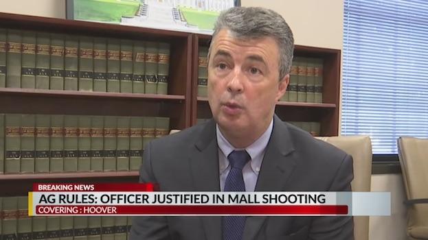 RACIST SUSPECT Alabama Attorney General Steve MarshALL.