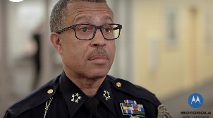 DETROIT STRAWBOSS POLICE CHIEF IS A SMOOTH OPERATOR BLACK PROBOT, MOST EFFICIENT AT WATCHING BLACKS ON BEHALF OF HIS MASTERS.
