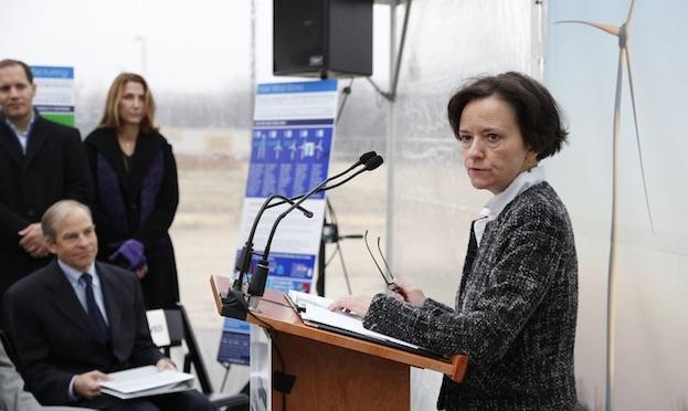 Racist suspect Dr. Susan Hedman, U.S. EPA region 5 Administrator. [   MORE   ]