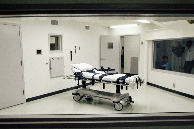 "Michael Brandon Samra was    put to death by lethal injection Thursday    the day after Gov Ivey signed the restrictive abortion bill. A few hours before signing the ban, the governor was asked about the bill not including rape or incest exceptions. ""All human life is precious,"" Ivey responded. [   MORE   ]"