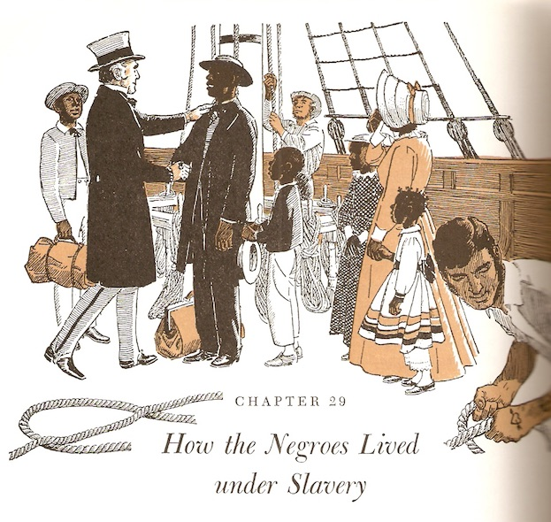 "Happy slaves? The peculiar story of three Virginia school textbooks   .  Amos Wilson explains that ""an objective of      white supremacy      is to decontextualize subject matter and project it as race neutral and objective."""