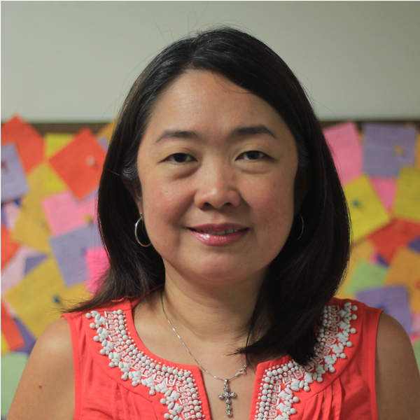 Ann Juliet Go  Executive Director