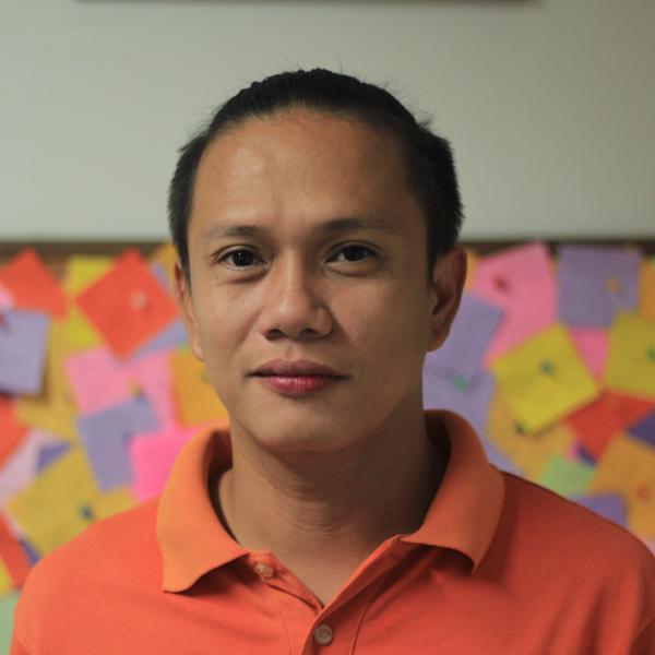 Ramrod Dangca  Office Assistant