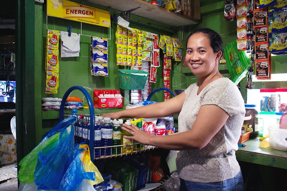Our Mission - We exist to create opportunities for sari-sari store owners to learn, to grow, and to provide for the changing needs of the community.