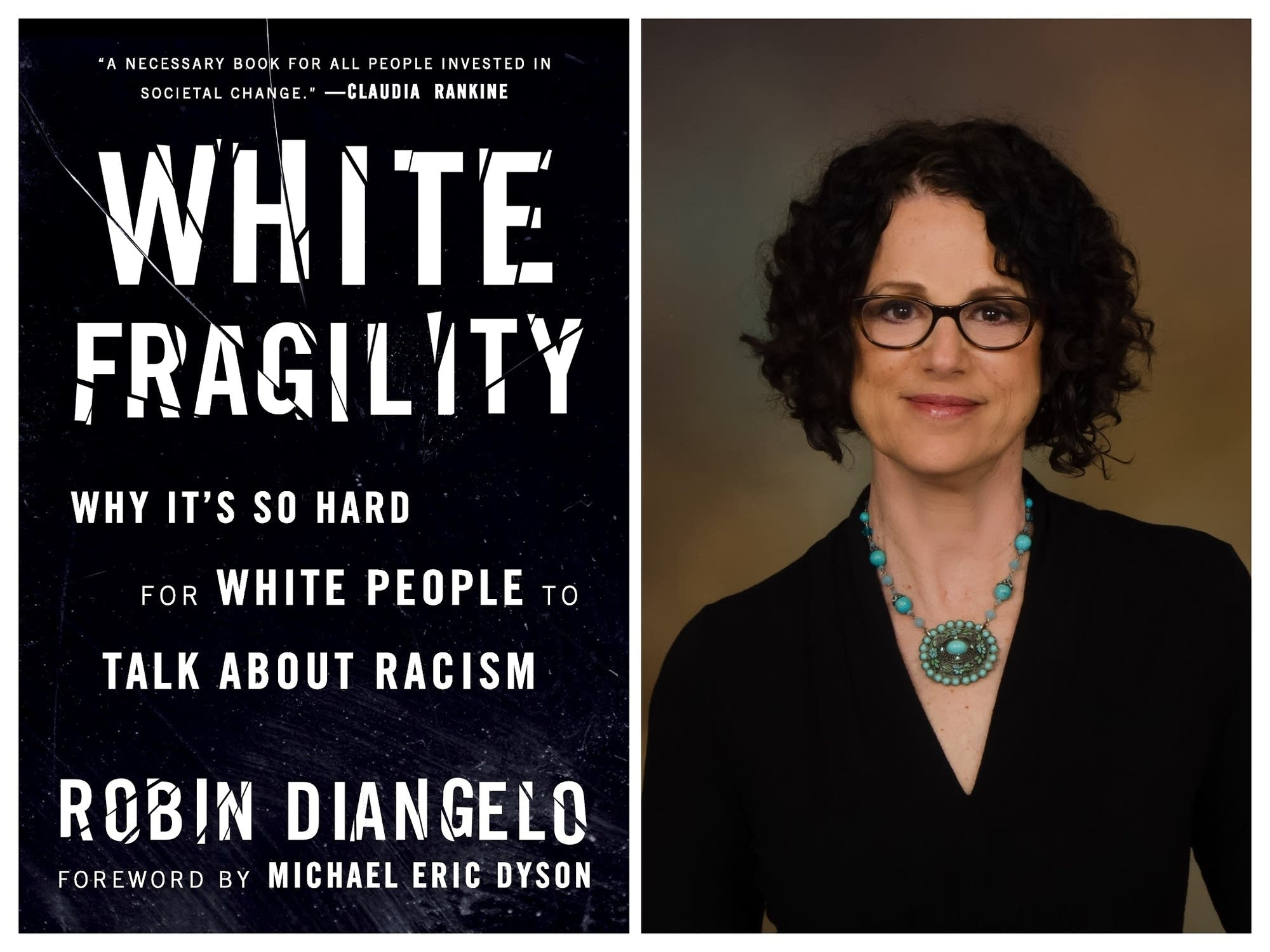 "Dr. Robin DiAngelo. Academic, lecturer and author. Her research into the underpinnings of the sociological conditioning she termed ""White Fragility"" is an integral part in supporting effective dialogue in Contact & Conversation."