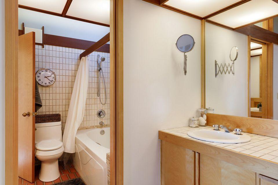 The Bathrooms -