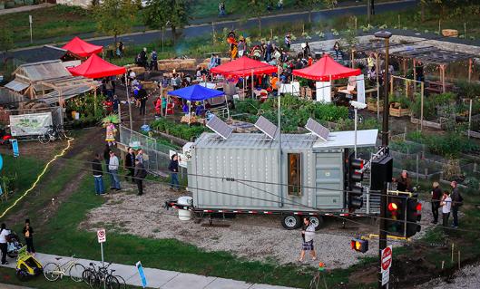 Towerside Community Garden Harvest Festival