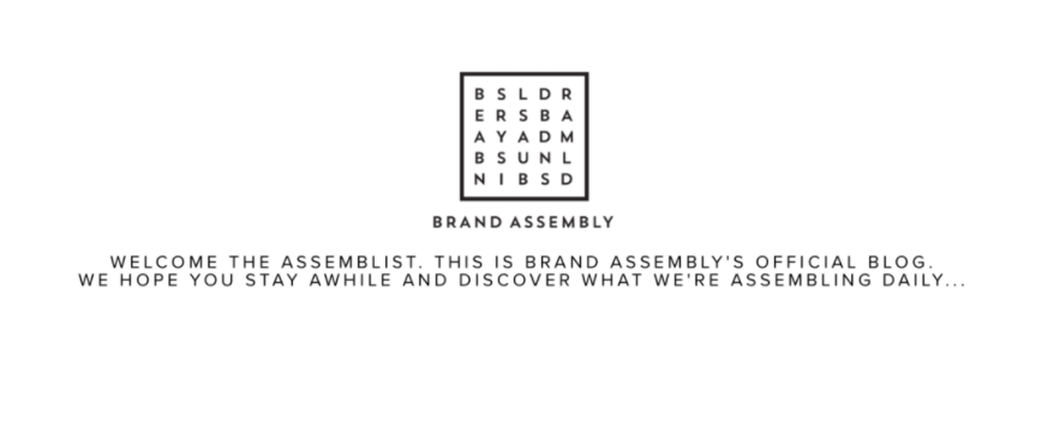 Brand Assembly Feature