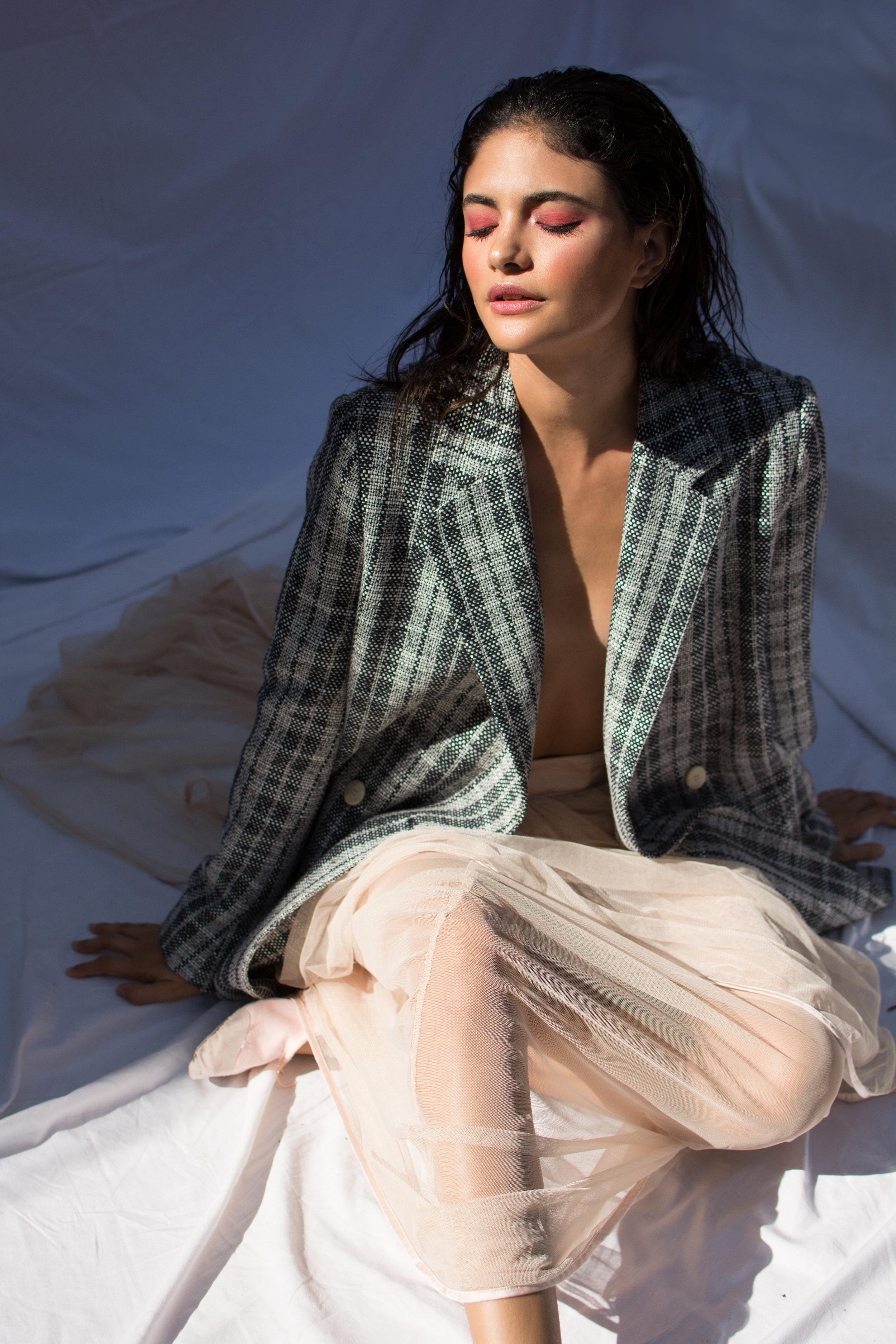 photographer  sandy leshner  | model  xenia ortiz  | hair & mua  susan zeytuntsyan