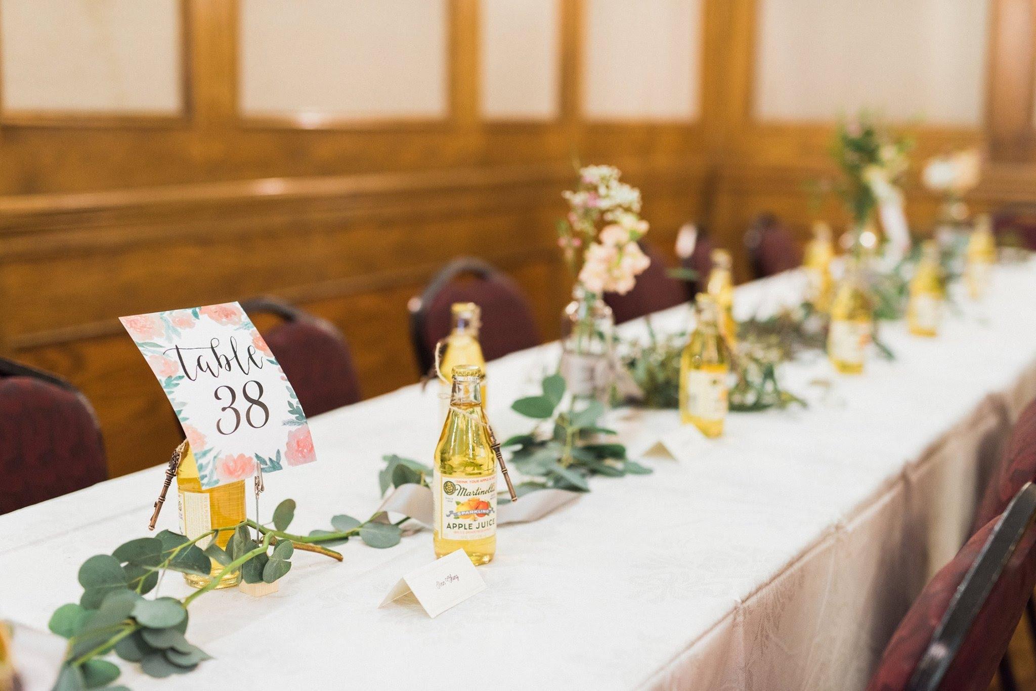 Andy & Esther - Wedding Florist - Floral Design - Hip Hip Hooray Dot Love- Ashley Hur