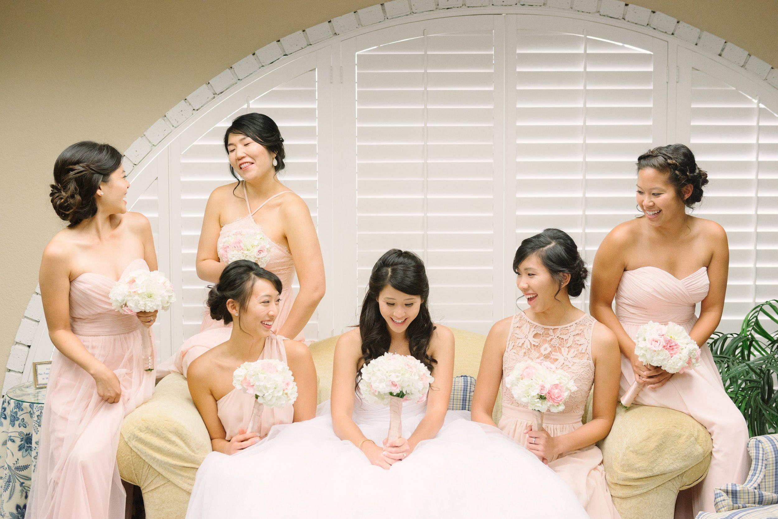 Wesley & Melissa - Wedding Florals - Floral Design - Ashley Hur - Hip Hip Hooray Dot Love