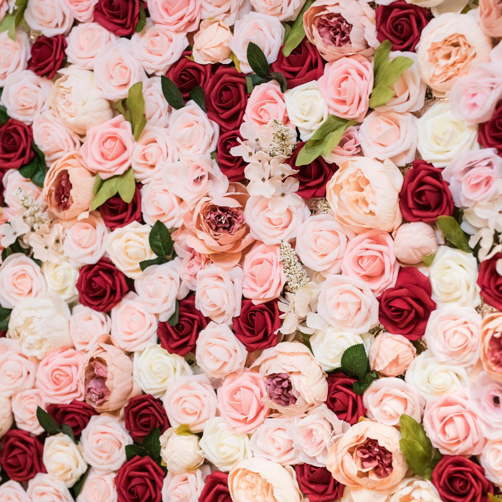 Matt + Kristie | Wedding Florals | Ashley