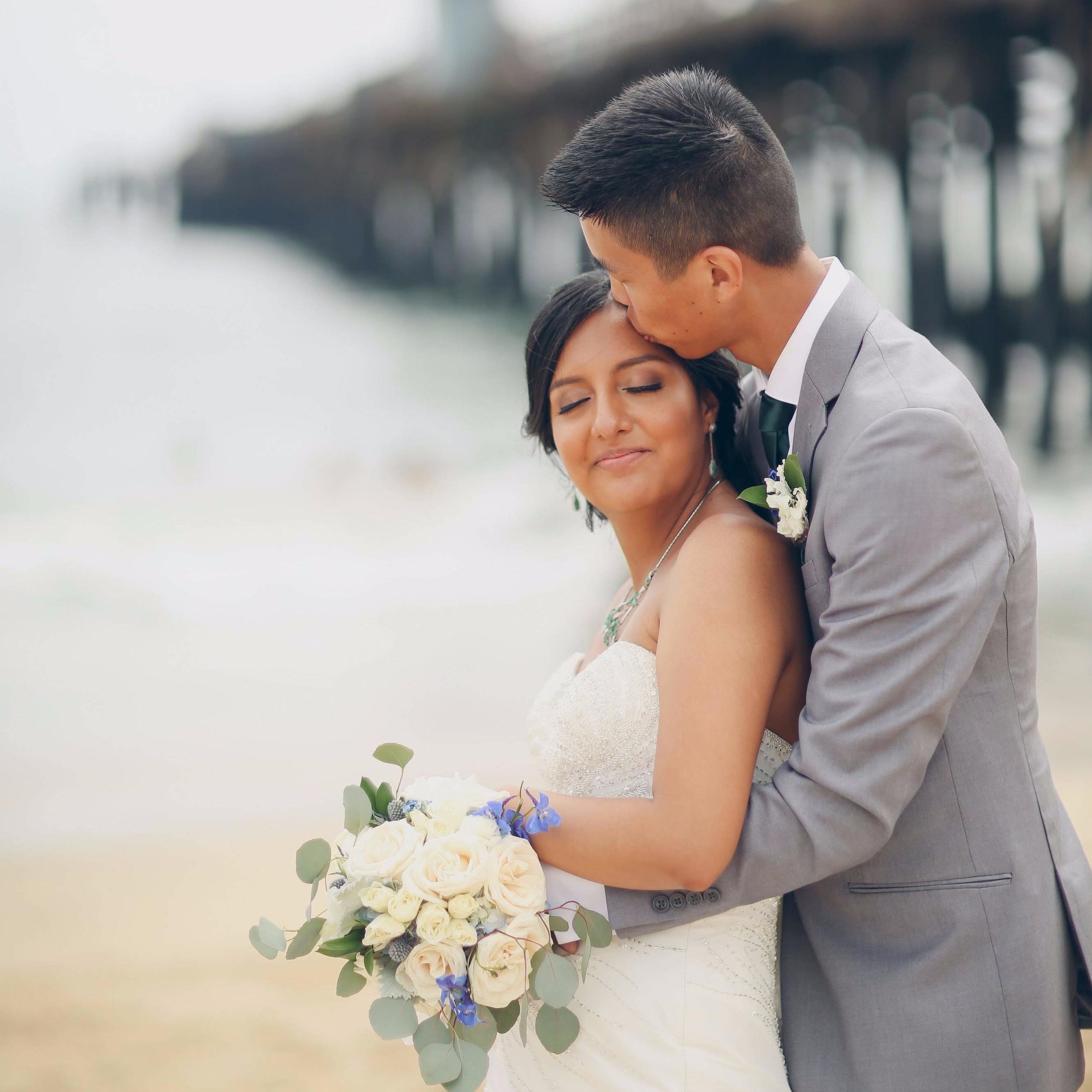 Brian + Nathalie | Wedding Florals | San Diego Event Design