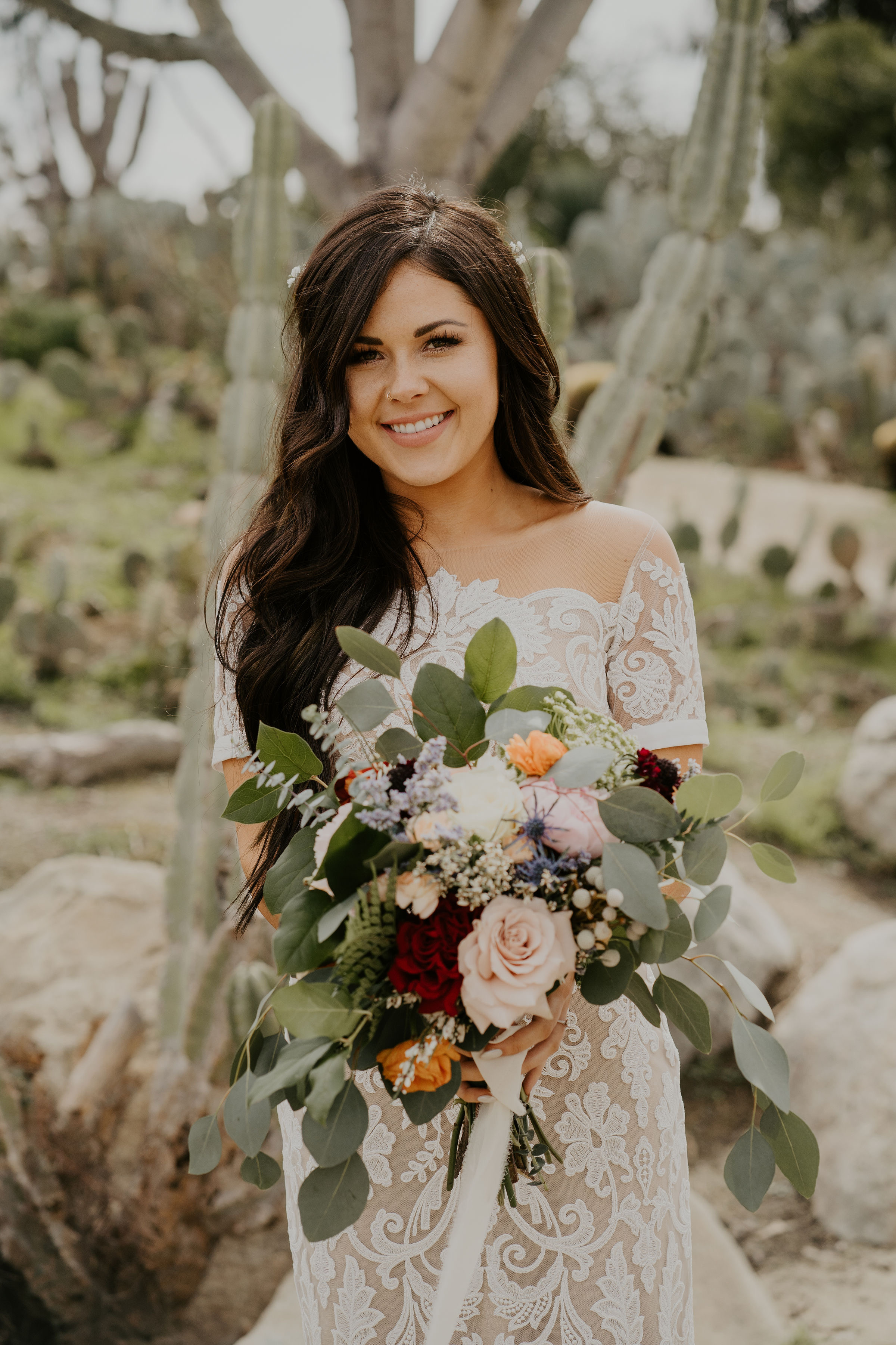 Morgan and Emma - Wedding florals - Floral design