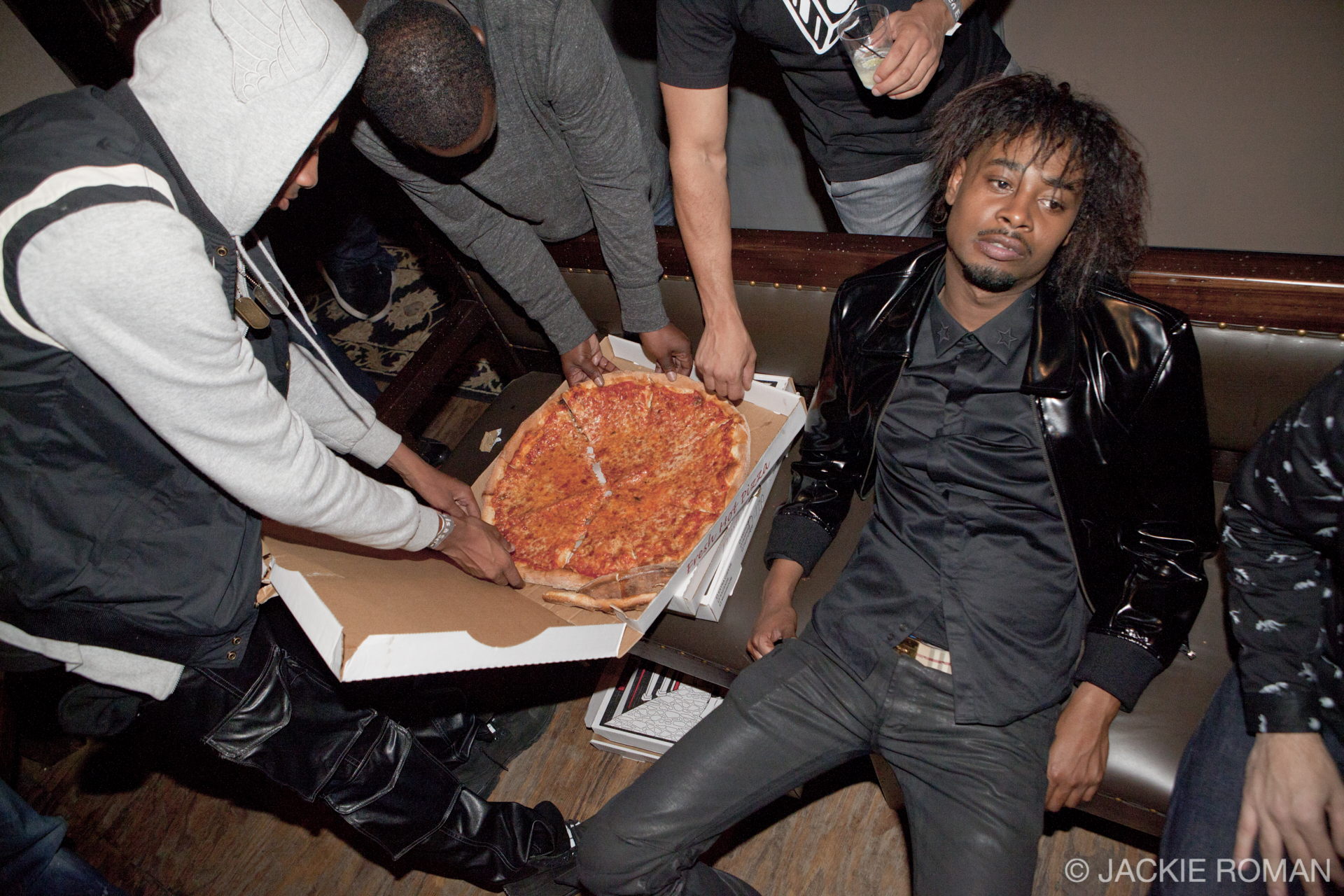 Danny Brown, The Box, Brooklyn, NY, September 19th, 2012.