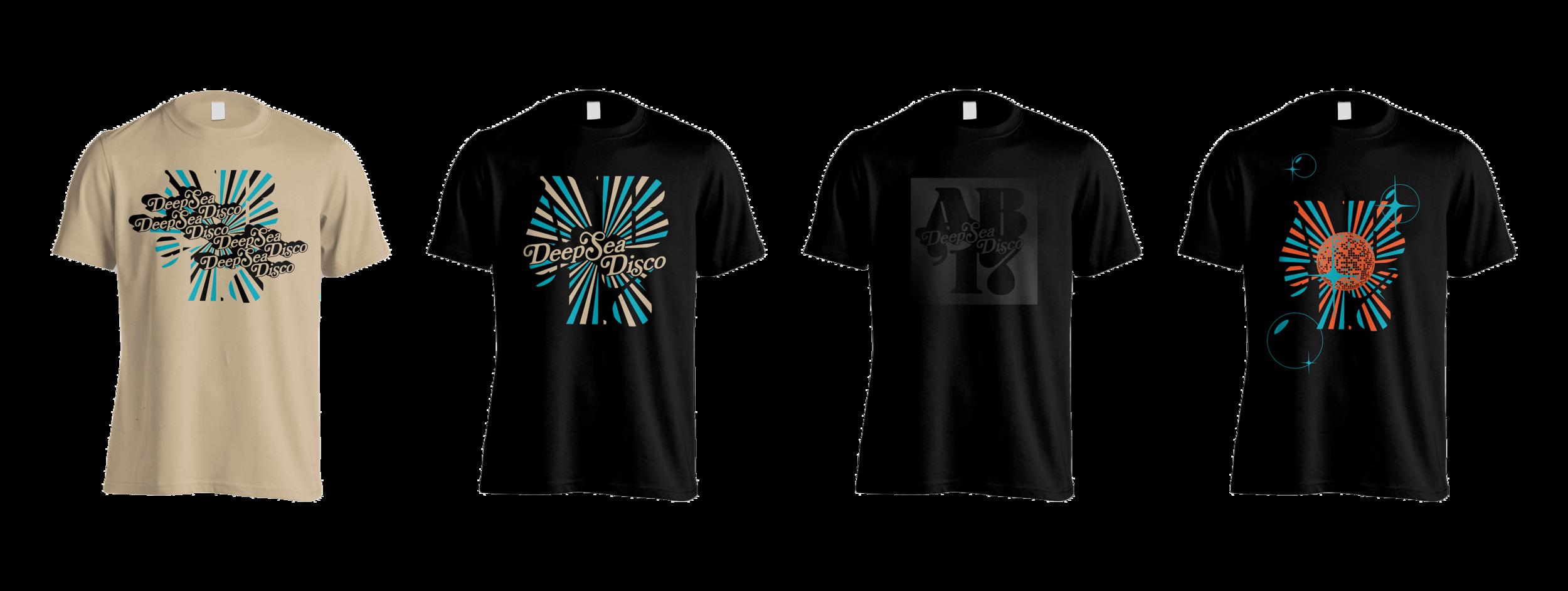 T-Shirts designed by Julian Kelly
