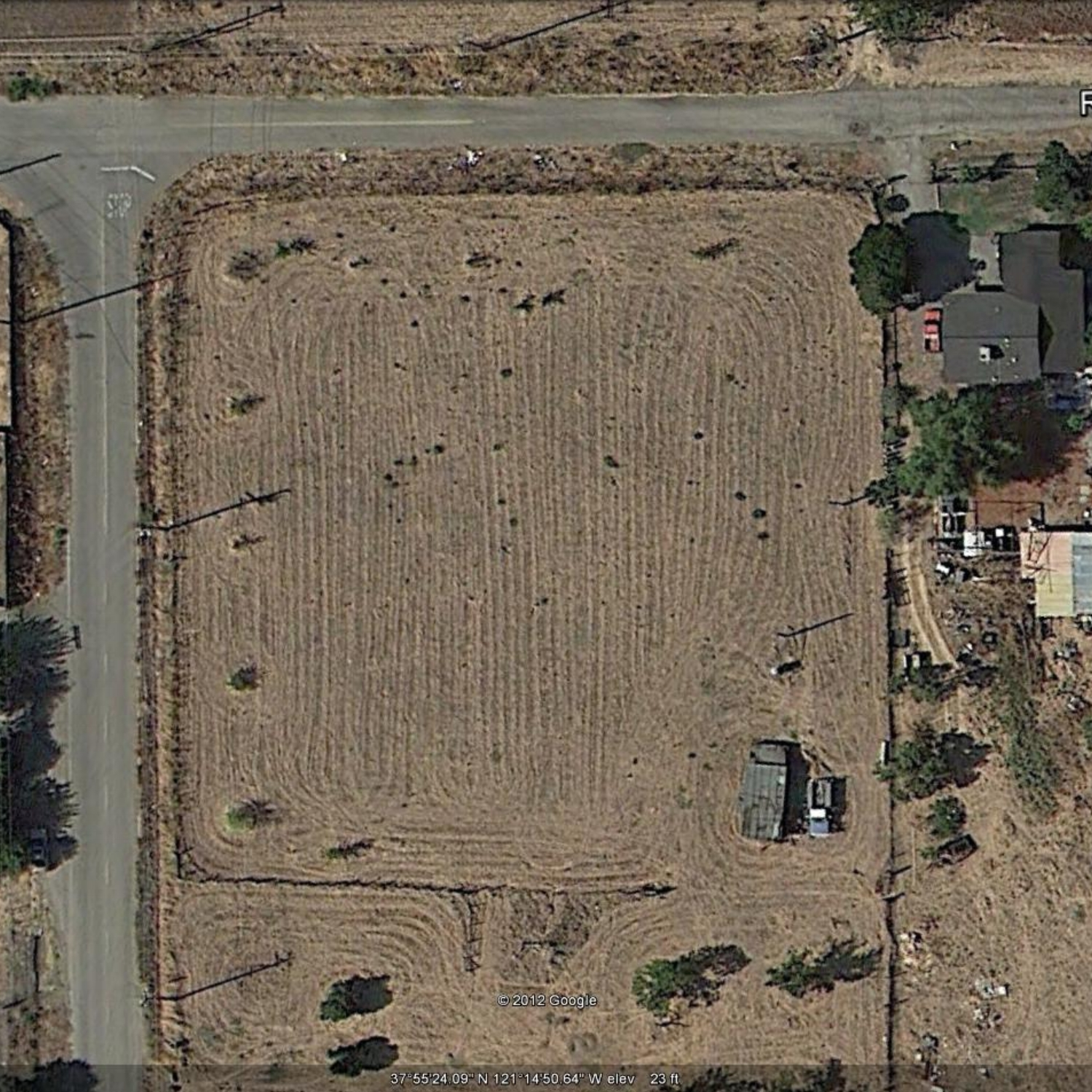 RESIDENTIAL LAND   STOCKTON, CALIFORNIA