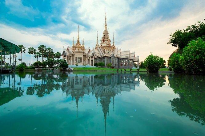 Book yoga teacher training in Thailand