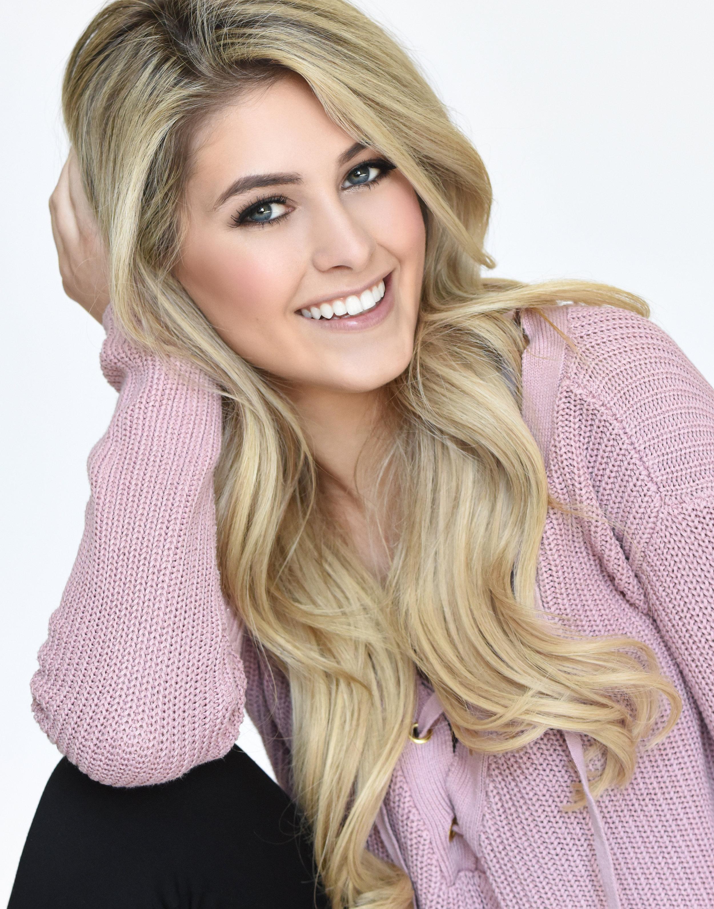Miss New Jersey Teen USA 2018   Diana Smerina
