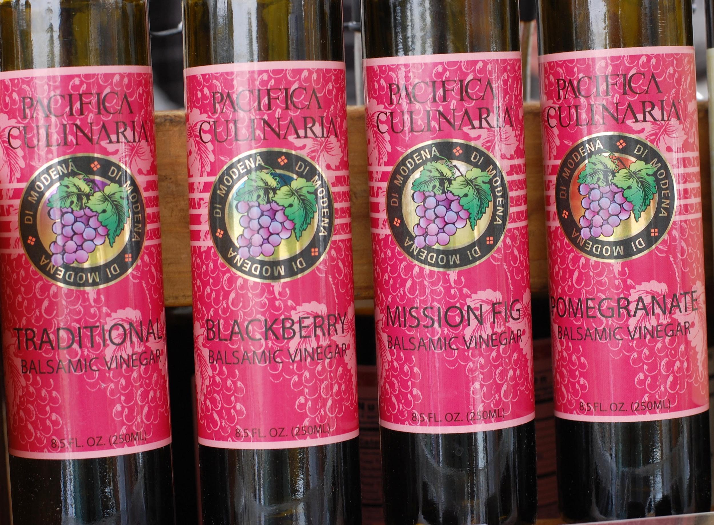 Pacifica Culinaria:Olive Oil & Vinegars -