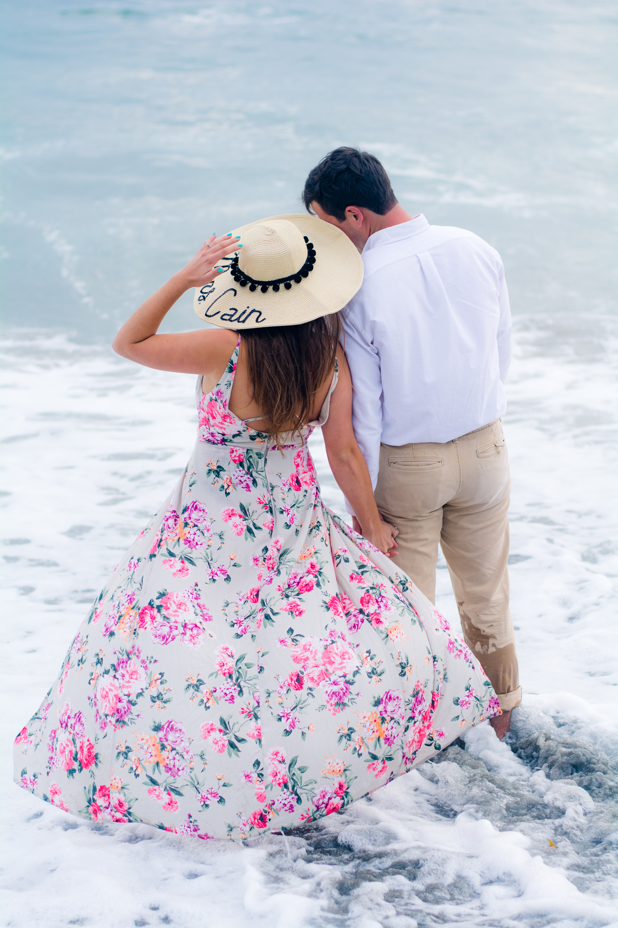 Honeymoon Hats: -
