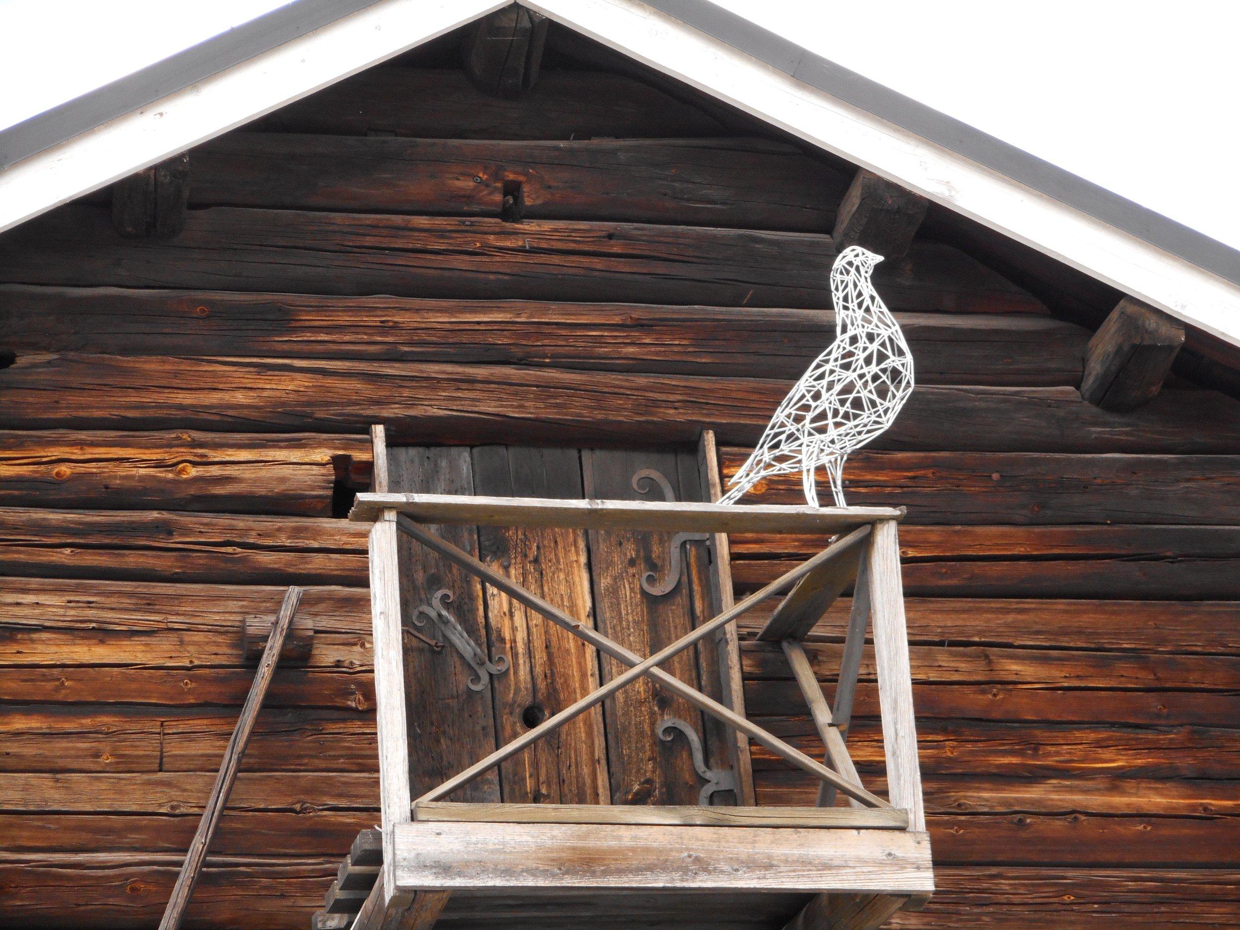 old House in Porvoo walking trip