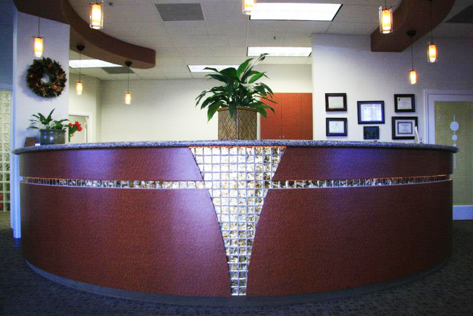 Front Desk at Fore Dental Care