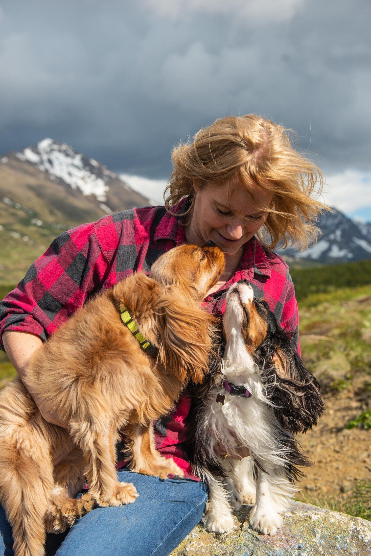 Meredith Berg Photography Anchorage Alaska Dog Pet Photographer Ali and Harmony Cavalier King Charles Spaniel_DSC6612.jpg